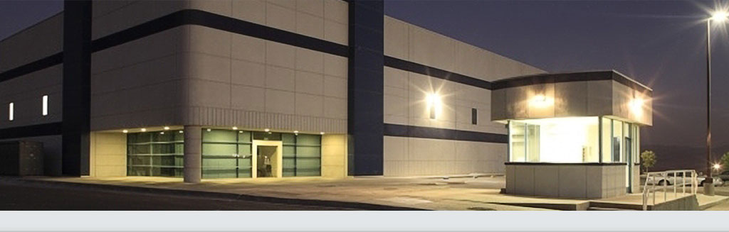 Corporate Properties of the Americas (CPA), Industrial Real Estate—CPA Business Center, Tijuana, Mexico