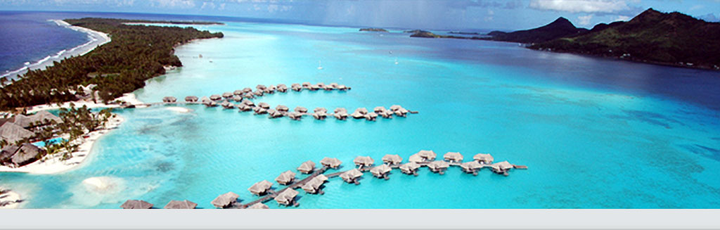 Pacific Beachcomber Hotels and Cruise Ships—Bora Bora InterContinental and Thalasso Spa, French Polynesia
