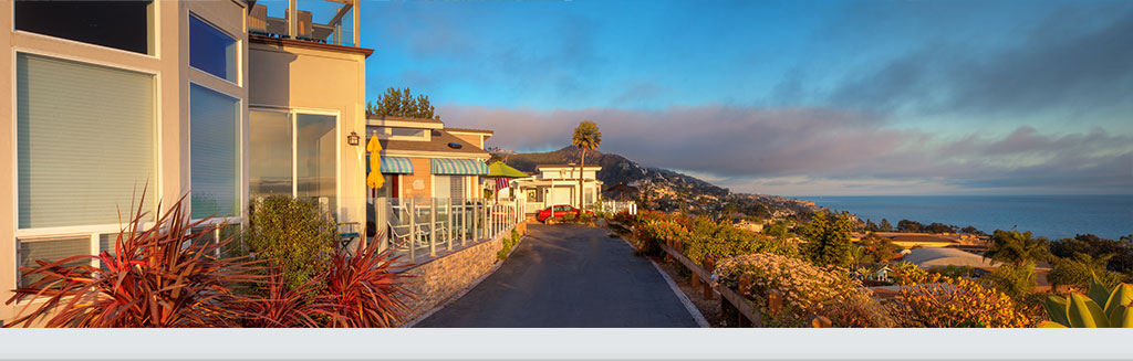 Hometown America Manufactured Housing Communities—Laguna Terrace, Laguna Beach, CA